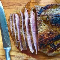 Five-Spice Flank Steak