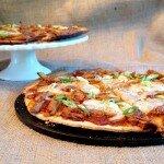 Quick BBQ Chicken Pizzas