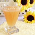 Grapefruit Elderflower Cocktail
