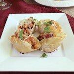 Ratatouille-Stuffed Shells