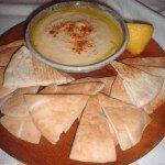 Lebanese Hummus